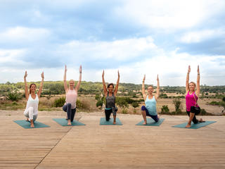Jivamukti Yoga Retreat auf Mallorca