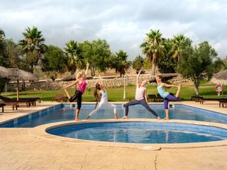 Yogaretreat Mallorca - Faszination Yoga & Faszien
