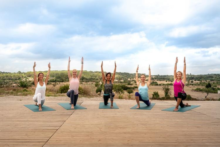 Retreaturlaub indigourlaub gmbh iyengar yoga retreat auf mallorca