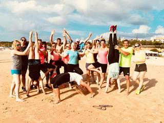 Retreaturlaub mimind aktiv lifestyle reisen gmbh fitnessurlaub conil de la frontera atlantik oktober 2019