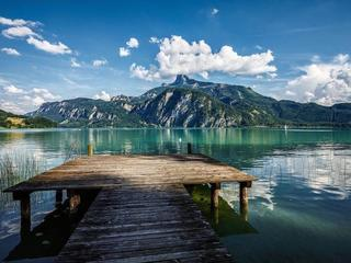 7 Tage Dunkel-Retreat in Mondsee