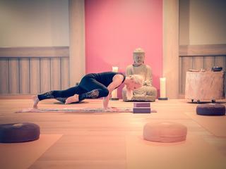 "Flowyglow Yoga Retreat ""Chillout Nikolausyoga"" (Hatha Flow im Biohotel Sturm - Rhön)"