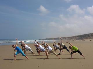 Neujahrs Yogaretreat Marrakech und Essaouira