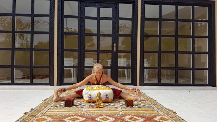 Retreaturlaub yogitrip kuestentrekking im wanderparadies suedmarokko 8 tage hotel mit meerblick
