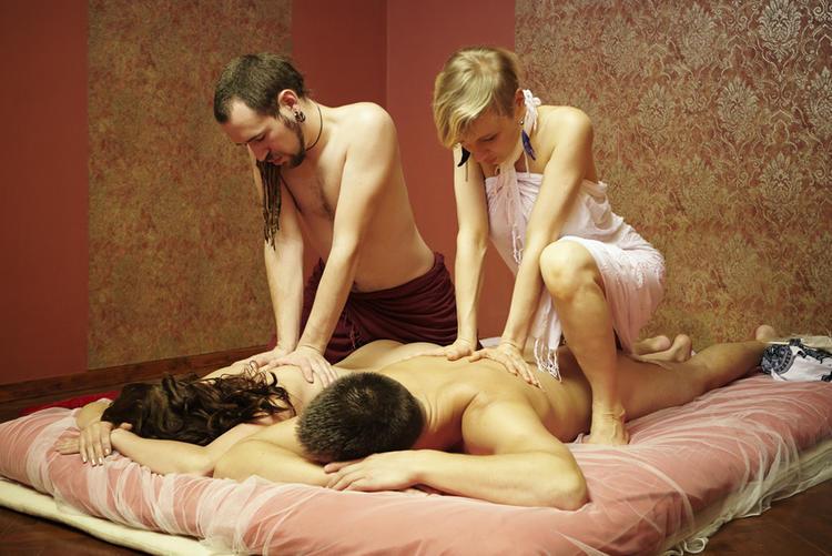 Tantramassage erlernen: 10-Tage-Intensiv-Training