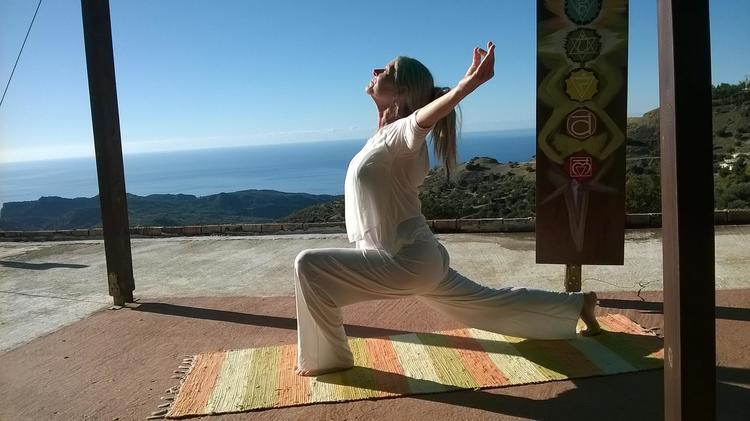 Retreaturlaub om shanti yoga healing crete yoga detox auf kreta