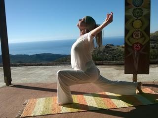 7 Tage  YIN YANG Yoga , Yoga Ferien der Sonne & des Mondes, Om Shanti Yoga & Heilung Kreta