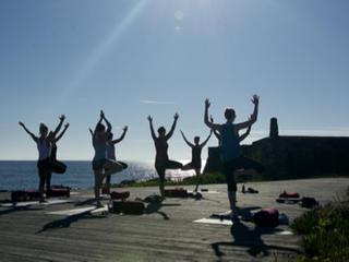 Retreaturlaub goodtimes sportreisen gmbh yogatretreat mit stefanie vorhof peace begins with me