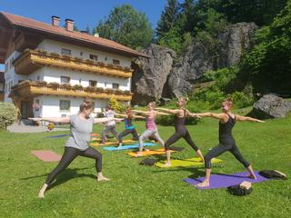 4 Tage Digital Detox mit Wandern, Yoga und Life Coaching in Bayern