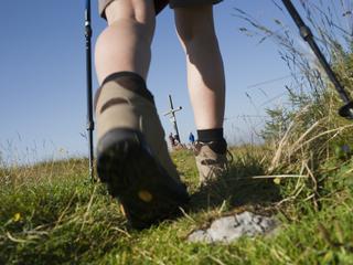 Auszeit und Pilgern - zu Fuß auf dem Weg - zu sich selbst
