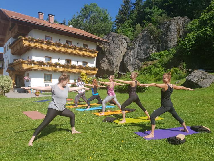 8 Tage Recharging Body & Mind - Wandern, Yoga und Mind Coaching im Bayerischen Wald