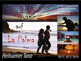 Heilsamer Tanz auf La Palma - 1 Woche