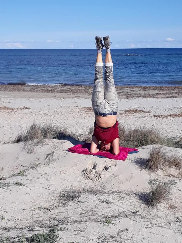 YOGA UND MEE(H)R SOMMER 2019, Yoga-Finca  für 2 Personen inkl. Kurs, 21.09.19-28.09.19