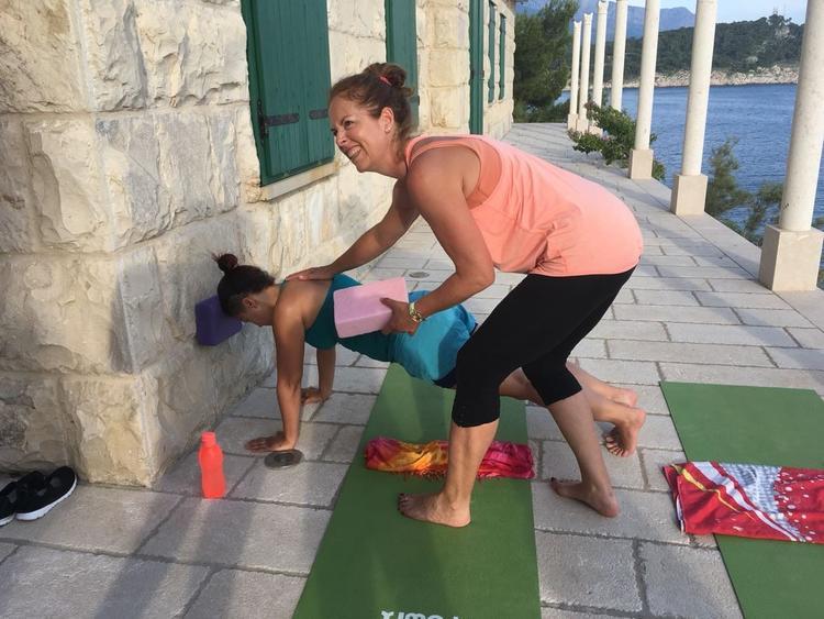 8 Tage Auszeit vom Alltag - Yoga mit Urlaub am Meer in Kroatien