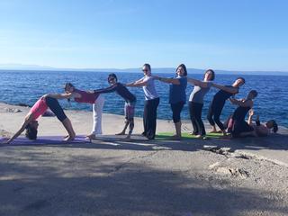 Retreaturlaub annettes yoga 8 tage auszeit vom alltag yoga mit urlaub am meer in kroatien