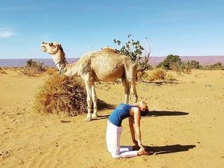 Yoga & Ayurveda meets Desert Trip! 1001 Nacht