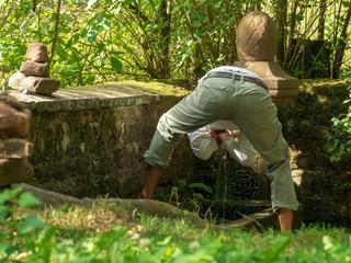 """Zeit für mich! """"bewegt in der natur baden"""" 3-Tage Wochenend-Auszeit im Herzen des Odenwaldes"""