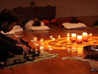 5 Elemente ·Retreat mit Yoga und Klang in der Nähe von Barcelona