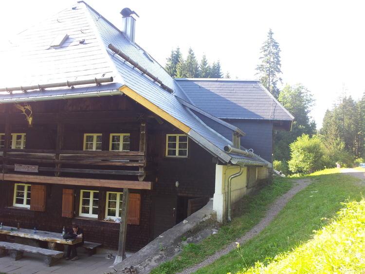 Wandern und Meditieren im Schwarzwald  20.-28.Juli 2019