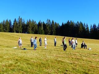 Retreaturlaub dr artner reiner wandern und meditieren im schwarzwald