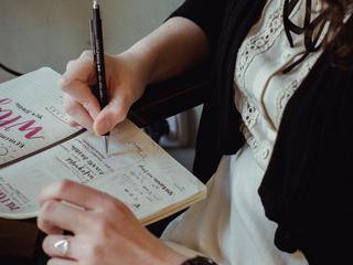 Retreaturlaub conscious creatives letter your life handlettering retreat