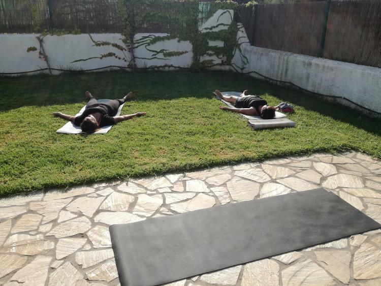 Retreaturlaub lets yoga 4 tage vip yoga relax urlaub costa brava girona spanien