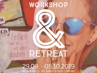 Workshop & Retreat | Ja, ich will! Aller Anfang liegt bei Dir!