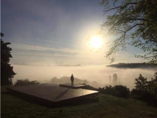 """6Tage Meditations&Yoga Retreat """"Ein Wintertraum: Mit heidnischer Poesie ins neue Jahr"""" in Frankreich"""