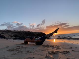 8 Tage Tiefenentspannen - Yoga und Meditieren am Meer auf der Vulkaninsel Fuerteventura, Spanien