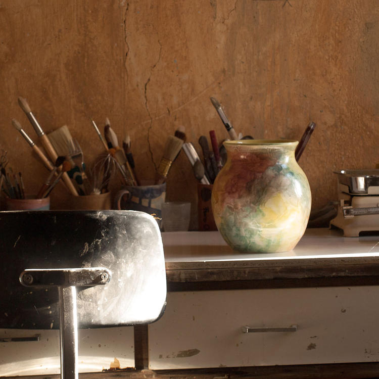 Retreaturlaub arte ceramica lisa meixner toepferkurs in ligurien