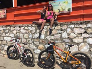 Fahrradtour / Mountainbiken an der Küste der Costa del Sol und Inland DZ