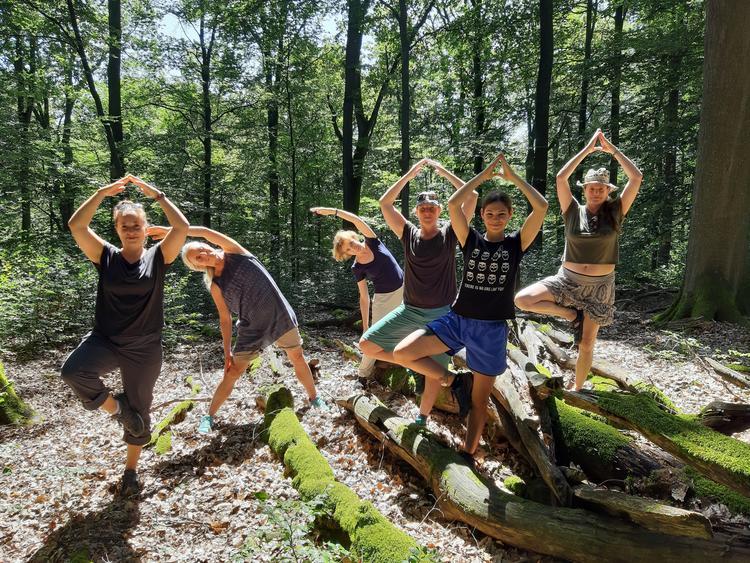 Retreaturlaub claudia und hans peter fritsche 5 tage yoga und wandern im naturpark stromberg liegt zwischen stuttgart heilbronn und karlsruhe