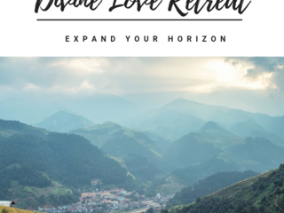Divine Love Retreat auf Bali Expand your Horizon and Start New! New Year! New Life! Dez/Jan 2019/20