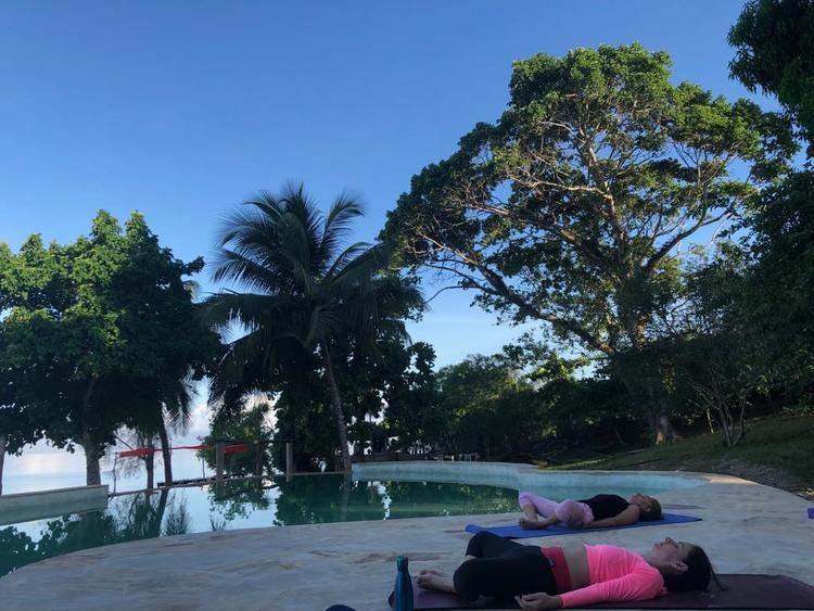 Retreaturlaub palma lacanfora ashtanga yoga meets yin yoga retreat