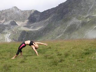 Mimsyoga - Bergluft Retreat mit Mirjam Novy