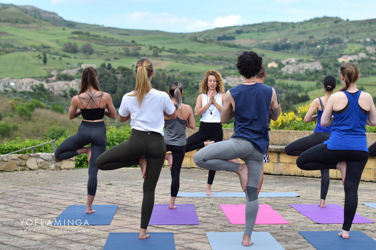Retreaturlaub yoflaminga soul of sicily 8 day yoga and meditation retreat 2020