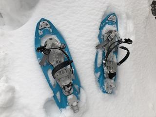 Yoga & Schneeschuhwandern