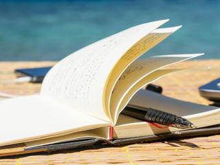 Schreibwerkstatt am Meer - Von der sinnlichen Erfahrung zur Geschichte