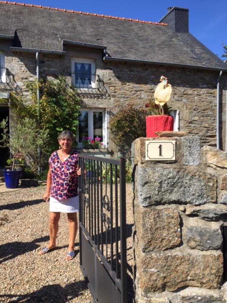 Retreaturlaub bei catie bretonisches haekeln in quintin bretagne