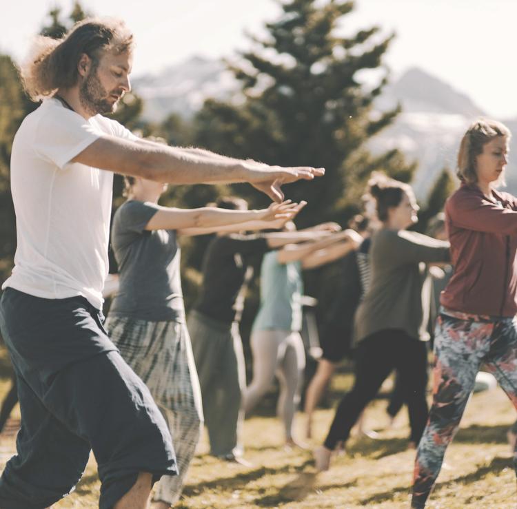 Retreaturlaub mountainchill mountainchill festival