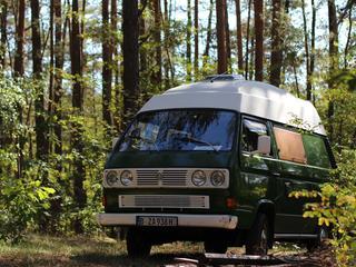 Coaching-Ausflug in die Natur - Raus aus Berlin, rein in den Bulli