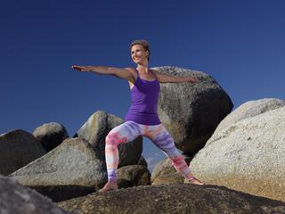 Healyoga: Back to the future - Yogaretreat mit Nina Winkler im Goodtimes Surfcamp