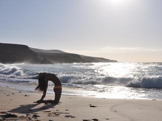 8 Tage Yin Yoga auf Fuerteventura, Spanien