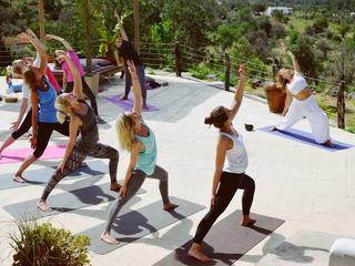 7 Tage Yoga, Meditations & Erlebnisretreat am Kraftort Benirras in Ibiza