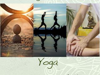 In Balance- DEIN Yoga-Wochenende
