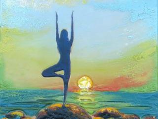 Entspannungstage mit Yoga und Malen im 4 Sterne Hotel Panorama Malcesine am Gardasee