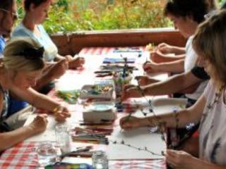 6 tage  Individuelles Meditations und  Kreativität reatreat in Slovenien: Urlaub voller Inspiration