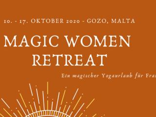 MAGIC WOMEN RETREAT - Ein magischer Yogaurlaub für Frauen