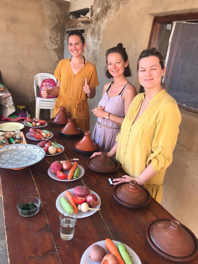 Frauen kennenlernen aus marokko