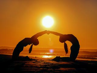 8 Tage Yoga-Partner Retreat am Meer von Assilah - Eine Reise in Vertrauen mit sich und dem Gegenüber